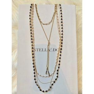Stella & Dot Terney Layered Necklace